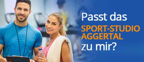 Passt das Sport-Studio Aggertal zu mir?