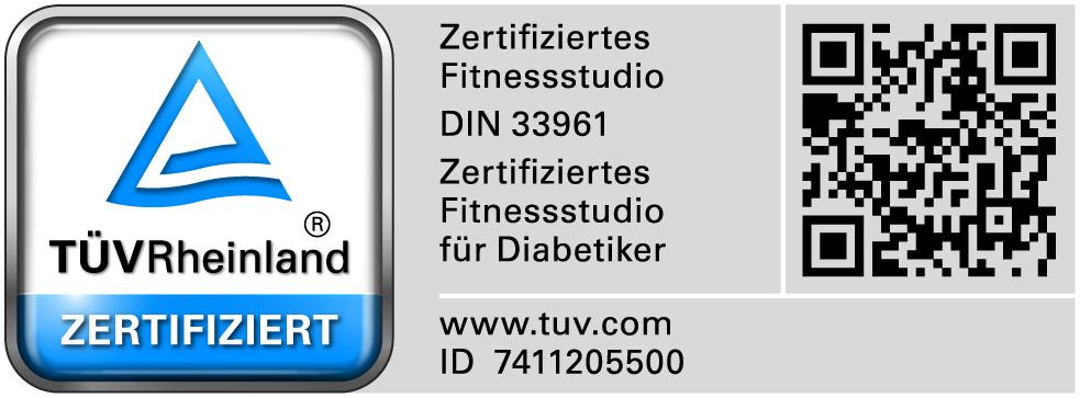TUEV Zertifizierung