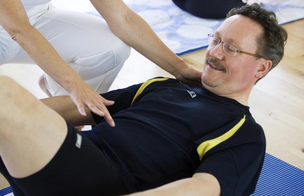 Wirbelsaeulengymnastik