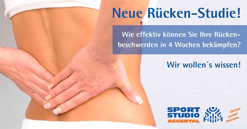 Rueckenstudie