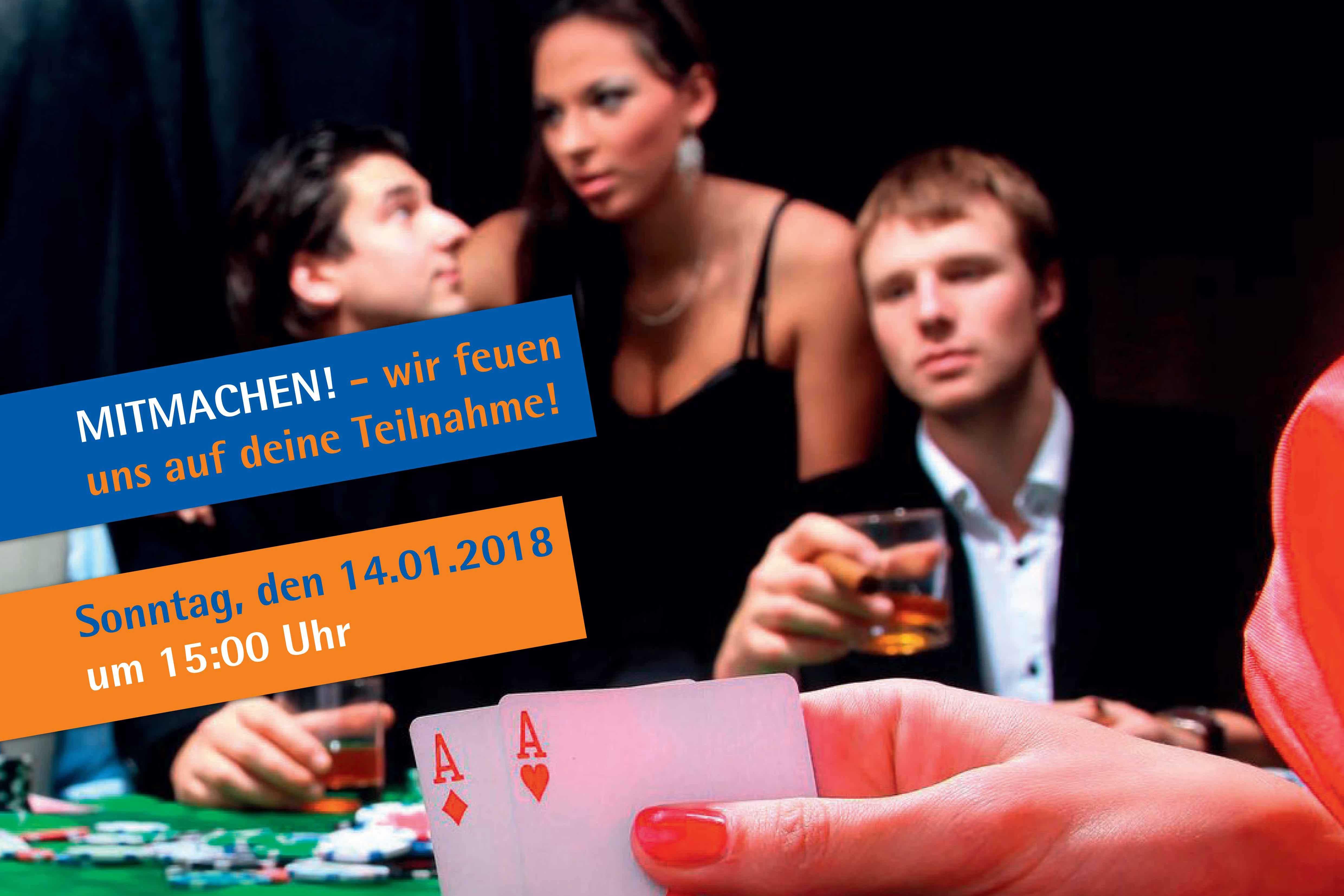 Pokerturnier Im Sport Studio Aggertal Sport Studio Aggertal